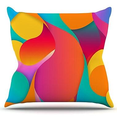KESS InHouse Still Life by Danny Ivan Outdoor Throw Pillow