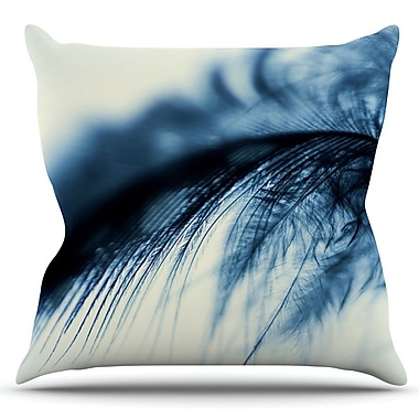 KESS InHouse Fall by Ingrid Beddoes Outdoor Throw Pillow