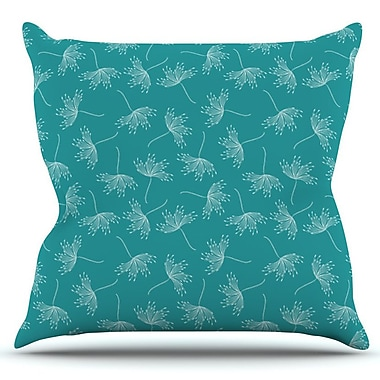 KESS InHouse Windswept by Emma Frances Outdoor Throw Pillow