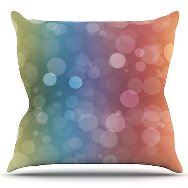 KESS InHouse Prism by KESS InHouse Outdoor Throw Pillow