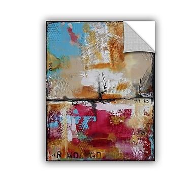 ArtWall Fabstract by Denise Braun Wall Mural; 18'' H x 14'' W x 0.1'' D