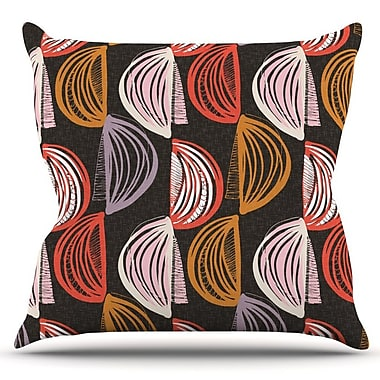 KESS InHouse Jerome by Gill Eggleston Outdoor Throw Pillow