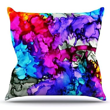 KESS InHouse Indie Chic by Claire Day Outdoor Throw Pillow