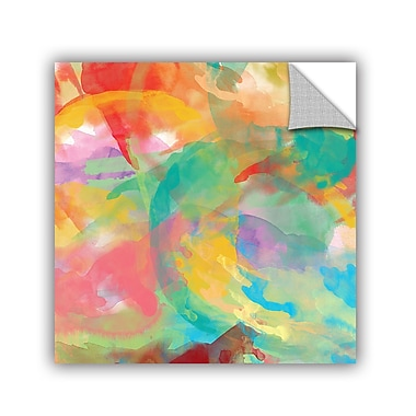 ArtWall Spectacular Effect IV by Irena Orlov Wall Mural; 24'' H x 24'' W x 0.1'' D