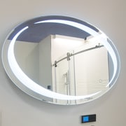 Sergena Oval LED Vanity Mirror