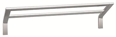 Valsan Sensis Double Wall Mounted Towel Bar; Chrome
