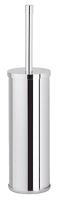Valsan Cubis Plus Free Standing Toilet Brush and Holder