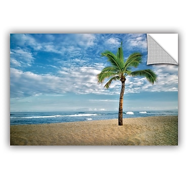 ArtWall Blue and Green by Dennis Frates Wall Mural; 32'' H x 48'' W x 0.1'' D