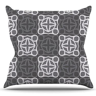 KESS InHouse Granny Goes Modern by Miranda Mol Outdoor Throw Pillow