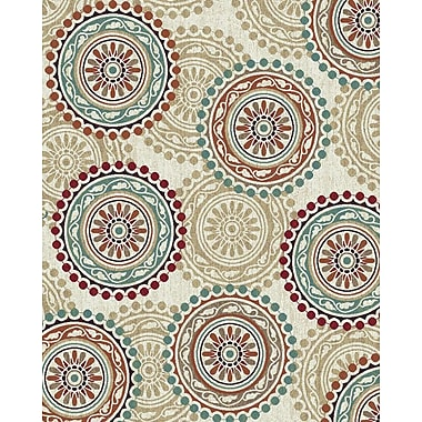 Mayberry Rug Brookwood Beige Area Rug