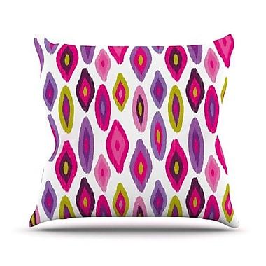 KESS InHouse Moroccan Dreams Outdoor Throw Pillow