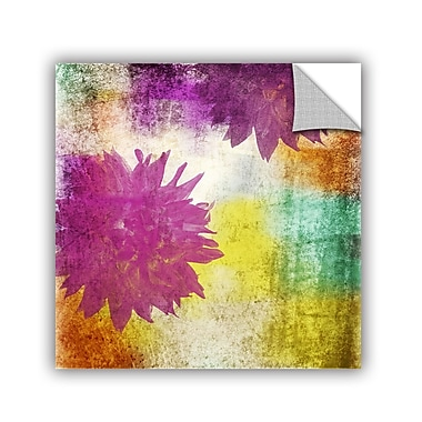 ArtWall Passion for Happiness II by Irena Orlov Wall Mural; 24'' H x 24'' W x 0.1'' D
