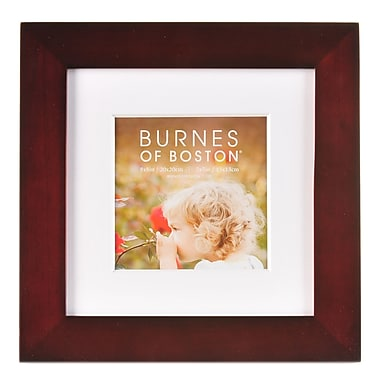 NielsenBainbridge Burnes of Boston Wide Gallery Matted Picture Frame