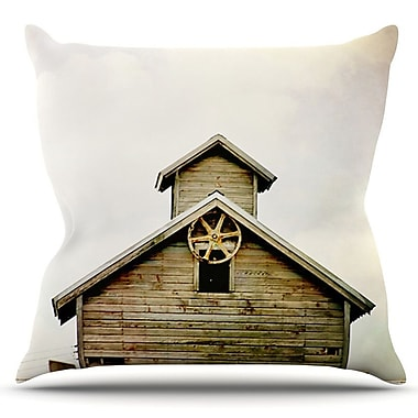 KESS InHouse Barn Top by Angie Turner Outdoor Throw Pillow
