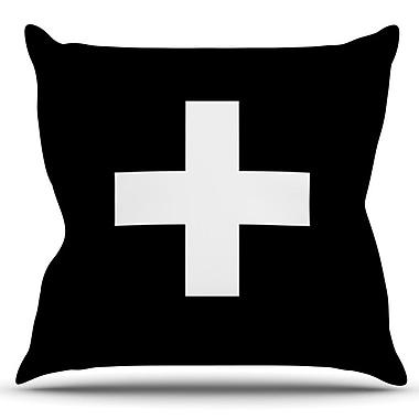 KESS InHouse Plus by Trebam Outdoor Throw Pillow