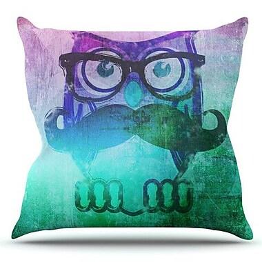 KESS InHouse Showly by iRuz33 Outdoor Throw Pillow