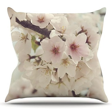 KESS InHouse Divinity by Catherine McDonald Outdoor Throw Pillow