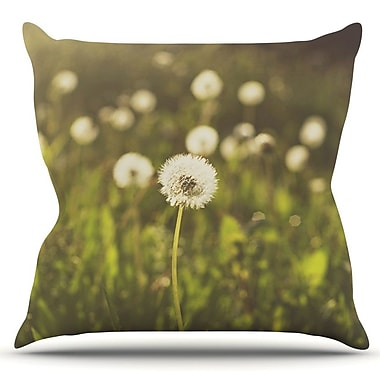 KESS InHouse As You Wish by Libertad Leal Outdoor Throw Pillow