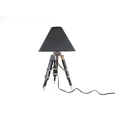 Old Modern Handicrafts 25.5'' Tripod Table Lamp