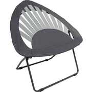 ImpactCanopy Impact Bungee Kids Novelty Chair; Gray