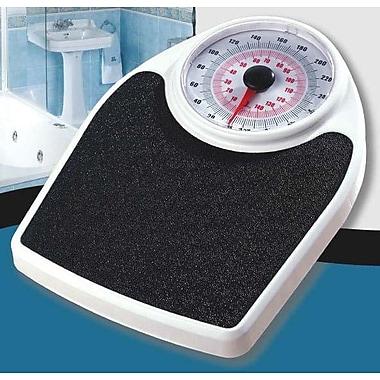 Trimmer Mechanical Bathroom Scale w/ Extra Large Platform