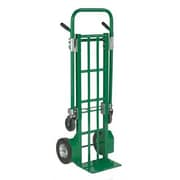 Wesco Industrial Convertible Hand Truck / Platform Dolly