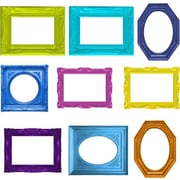 4 Walls Frame Up Wall Decal; Small