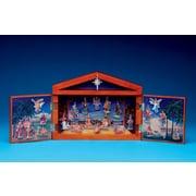 Fontanini 25 Piece Advent Calendar Set