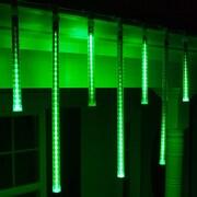 Wintergreen Lighting 1W 130-Volt LED Light Bulb (Pack of 5); Green