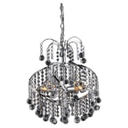 Warehouse of Tiffany Helen 3-Light Crystal Chandelier