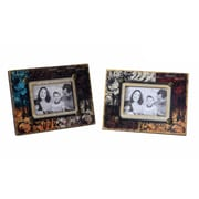 AttractionDesignHome 2 Piece Picture Frame Set