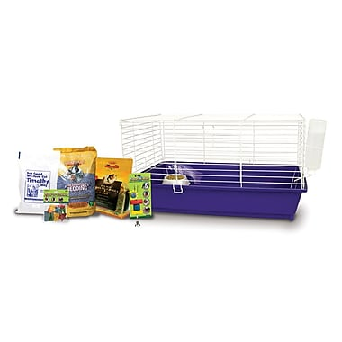 Ware Manufacturing Home Sweet Home Guinea Pig Cage Starter Kit
