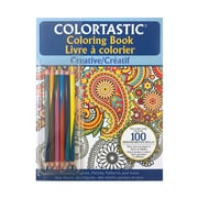 Colourtastic Creative Colouring Book