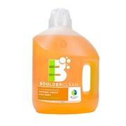 Boulder Clean Natural Liquid Dish Soap Refill, Valencia Orange, 100 oz