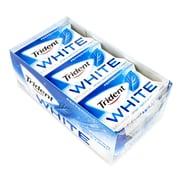 Trident White Peppermint Sugar-Free Gum, 9 Count