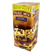 Nature Valley Fruit & Nut Trail Mix Chewy Granola Bars, 48 Count (220-00532)
