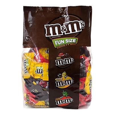 M&M's Fun Size Variety Mix, 85.23 oz