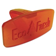 Fresh Products Eco Fresh Bowl Clip, Mango Scent, Orange, 12/box