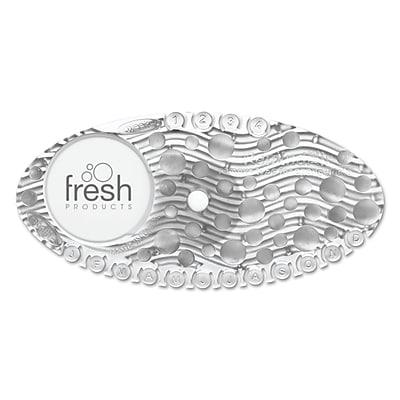 Fresh Products Curve Air Freshener, Mango, Clear, 10/bx, 6 Bx/ct
