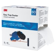 "3M Easy Trap Duster, 5"" X 30ft, White, 60 Sheets/box"