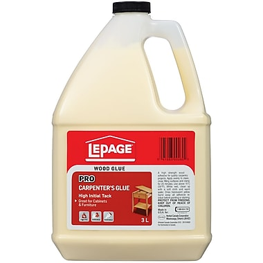 Lepage Carpenter's Glue, Ac085, 2/Pack