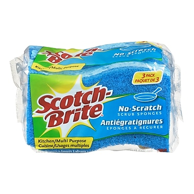 Scotch-BriteMC – Éponges multi-usages