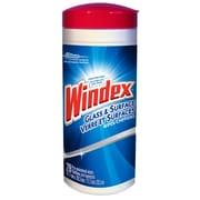 Windex – Chiffons de nettoyage pour vitres