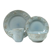 Thomson Pottery Cape Cod 16 Piece Dinnerware Set