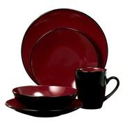 Thomson Pottery Domo 16 Piece Dinnerware Set
