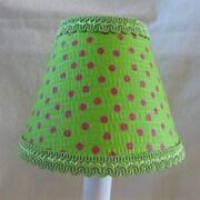 Silly Bear Watermelon Season 11'' Fabric Empire Lamp Shade