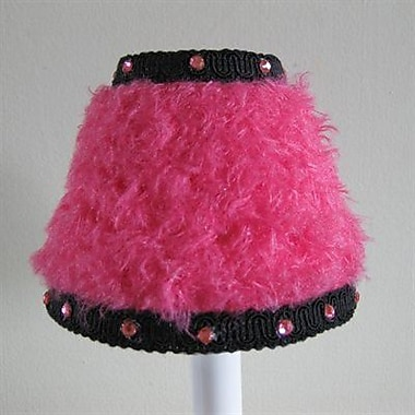 Silly Bear Punk Princess 11'' Fabric Empire Lamp Shade