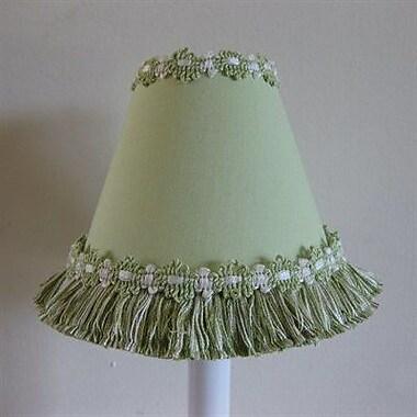 Silly Bear Soft Grass 11'' Fabric Empire Lamp Shade