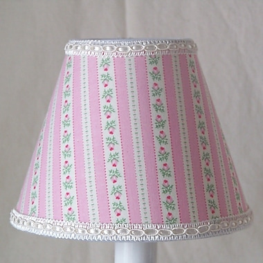 Silly Bear Mary Quite Contrary 11'' Fabric Empire Lamp Shade