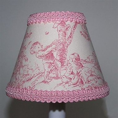 Silly Bear Central Park 11'' Fabric Empire Lamp Shade
